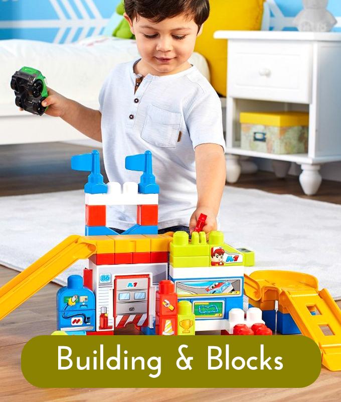 Building & Blocks